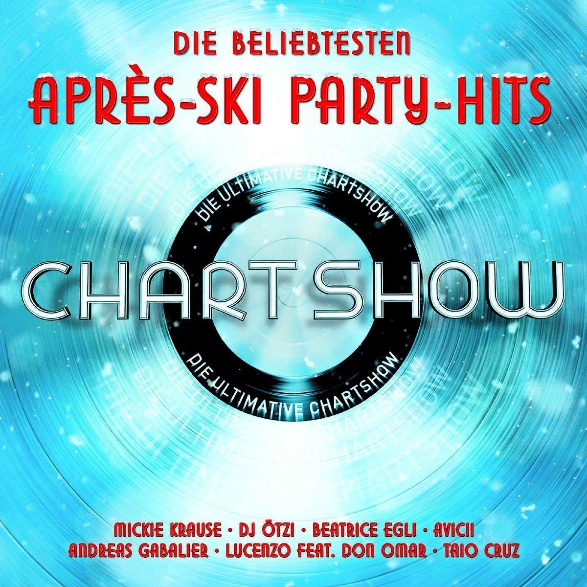 Die beliebtesten Après-Ski-Party-Hits ultimative chartshow