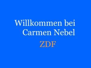 Willkommen bei Carmen Nebel am 24.03.