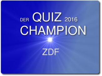 der quiz champion 2016 zdf
