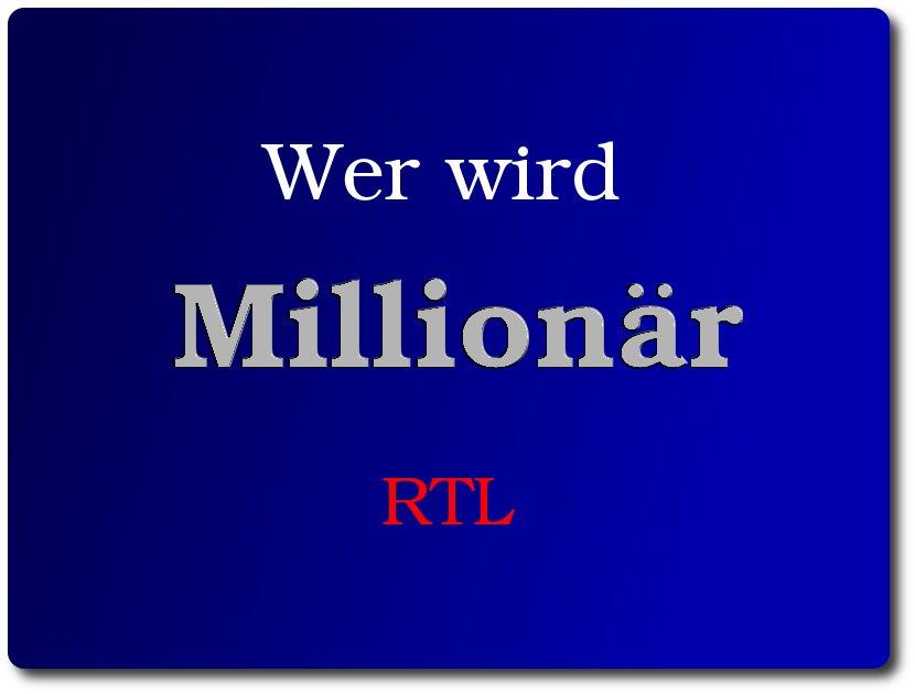 wer wird millionr termine tickets bewerbung - Wer Wird Millionar Bewerben