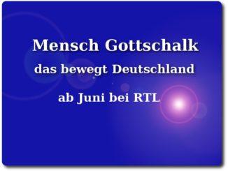 mensch gottschalk das bewegt deutschland ab juni bei rtl