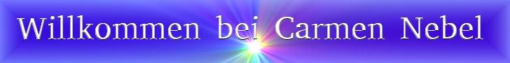 willkommen bei carmen nebel logo
