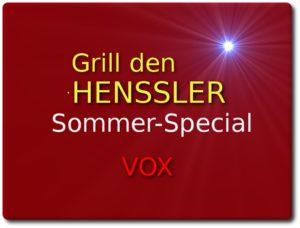 grill den henssler Sommer-Special