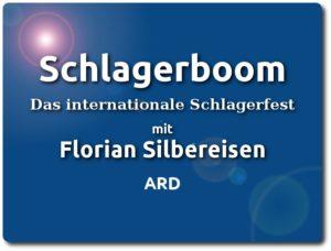 SCHLAGERBOOOM – DAS INTERNATIONALE SCHLAGERFEST mit Florian Silbereisen
