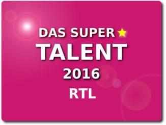das supertalent 2016 rtl