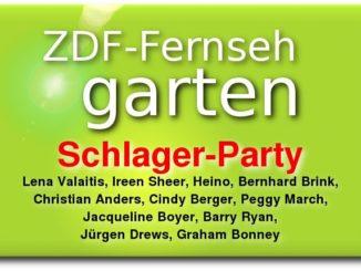fernsehgarten schlager am 21.08.2016