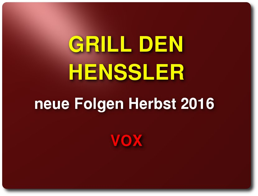 Grill Den Henssler Tickets