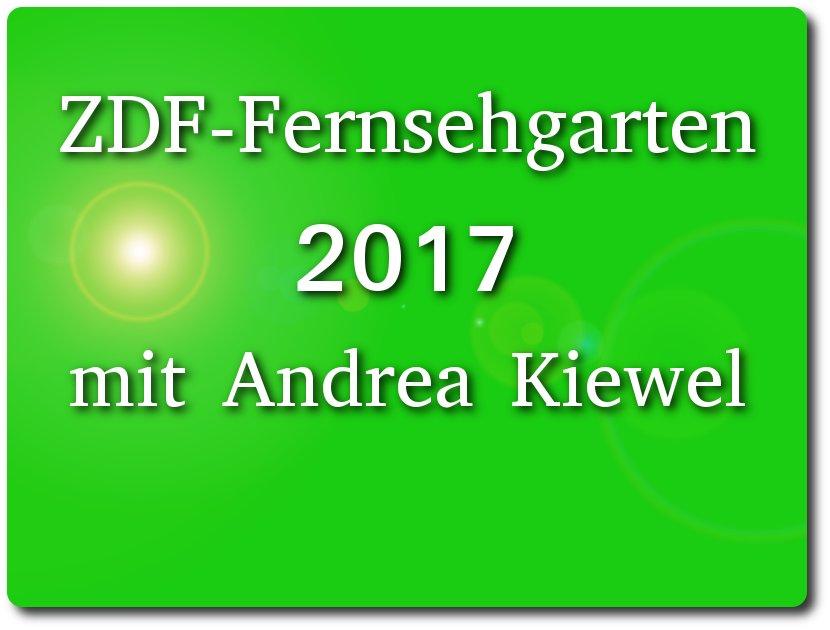 programm fernsehgarten 2018