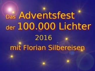 das adventsfest der 100.000 Lichter 2016
