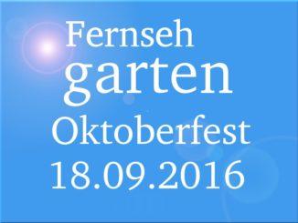 fernsehgarten oktoberfest am 18.09.2016