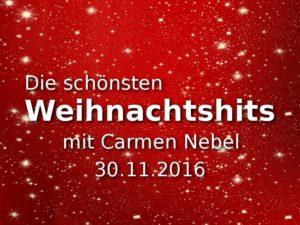 die-schoensten-weihnachtshits-2016