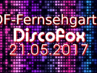 zdf fernsehgarten discofox 21.05.2017