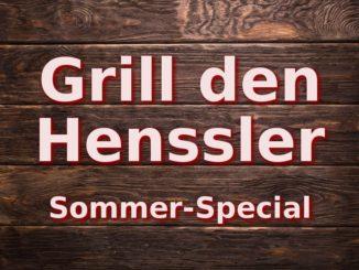 Grill den Henssler Sommer-Special 2017